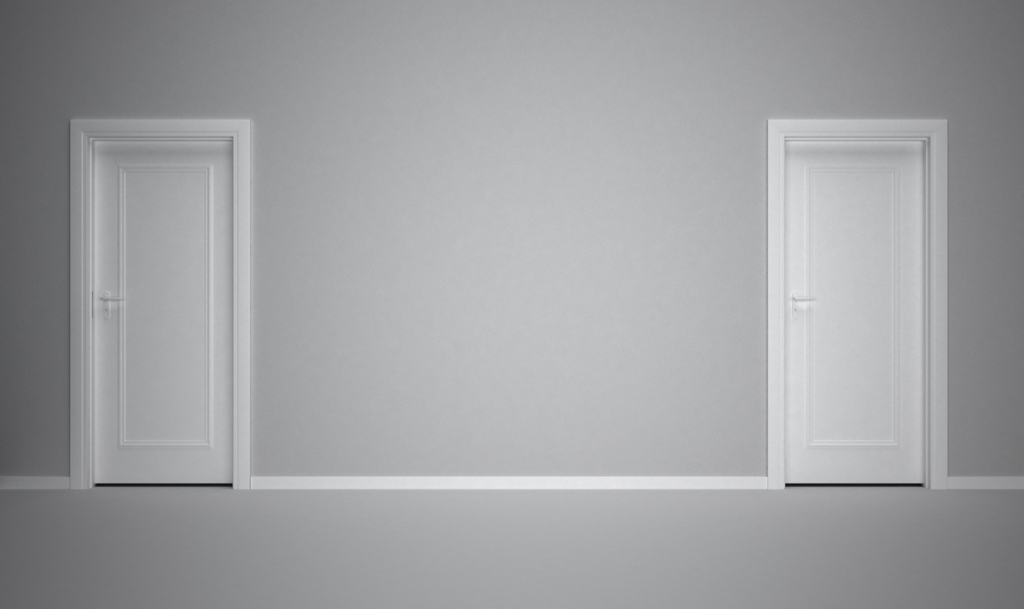 Which door will you choose for SEO/SEM services?